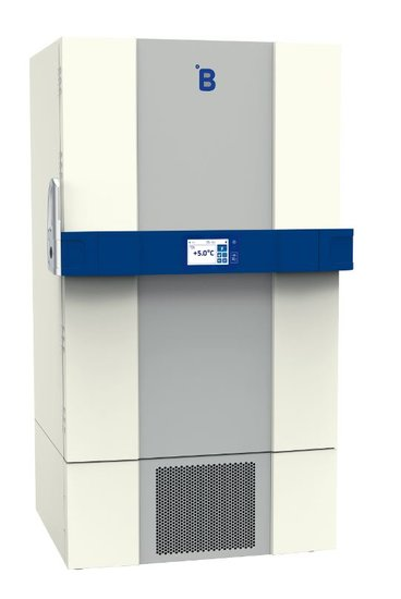 B Medical L900 medicijn / laboratorium koelkast DIN 58345