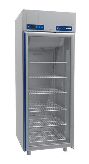 B Medical MP670SG medicijn / laboratorium koelkast DIN 58345 met glasdeur