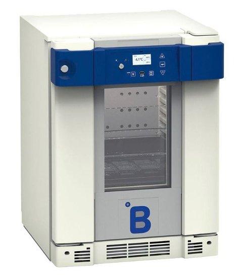 B Medical B51 bloedkoelkast DIN 58371 met glasdeur