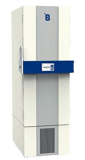 B Medical F401 bloedplasma vriezer DIN 58375