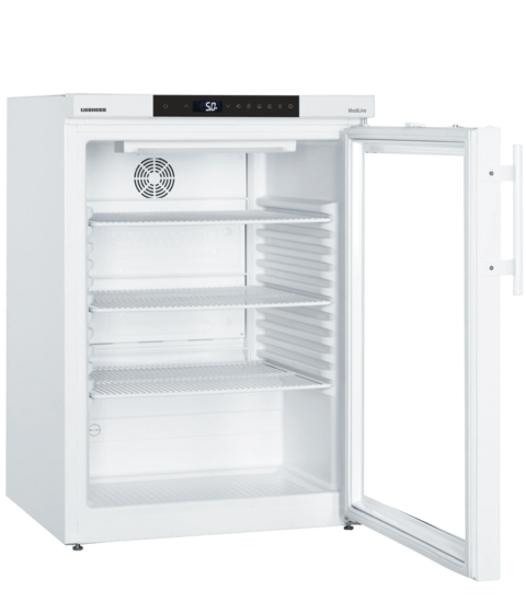 Liebherr LKUv 1613 laboratorium koelkast met glasdeur