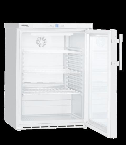 Liebherr FKUv 1613 professionele koelkast tafelmodel glasdeur