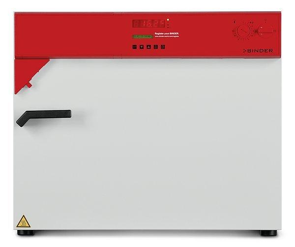 Binder FP 115 Droogoven met luchtcirculatie en programmafuncties